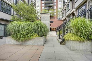 "Photo 17: 203 828 ROYAL Avenue in New Westminster: Downtown NW Townhouse for sale in ""Brickstone Walk"" : MLS®# R2388112"
