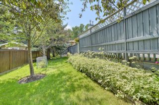 Photo 50: 20A Woodmeadow Close SW in Calgary: Woodlands Row/Townhouse for sale : MLS®# A1127050