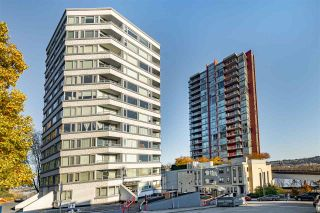 "Photo 2: 501 31 ELLIOT Street in New Westminster: Downtown NW Condo for sale in ""ROYAL ALBERT TOWERS"" : MLS®# R2517434"