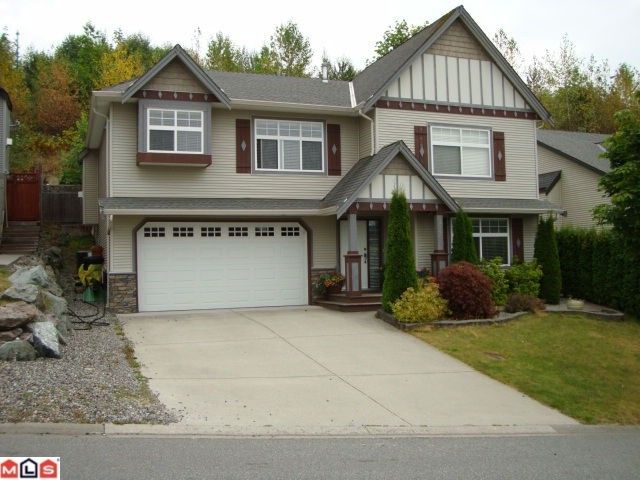 """Main Photo: 3350 GOLDSTREAM Drive in Abbotsford: Abbotsford East House for sale in """"MCKINLEY HEIGHTS"""" : MLS®# F1123245"""