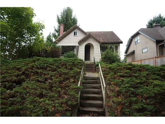Main Photo: 4004 W 19TH Avenue in Vancouver: Dunbar House for sale (Vancouver West)  : MLS®# V1087488