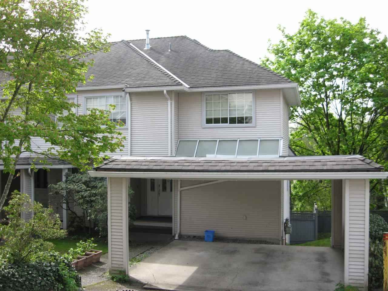 """Main Photo: 32 1216 JOHNSON Street in Coquitlam: Scott Creek Townhouse for sale in """"Wedgewood Hills"""" : MLS®# R2562635"""
