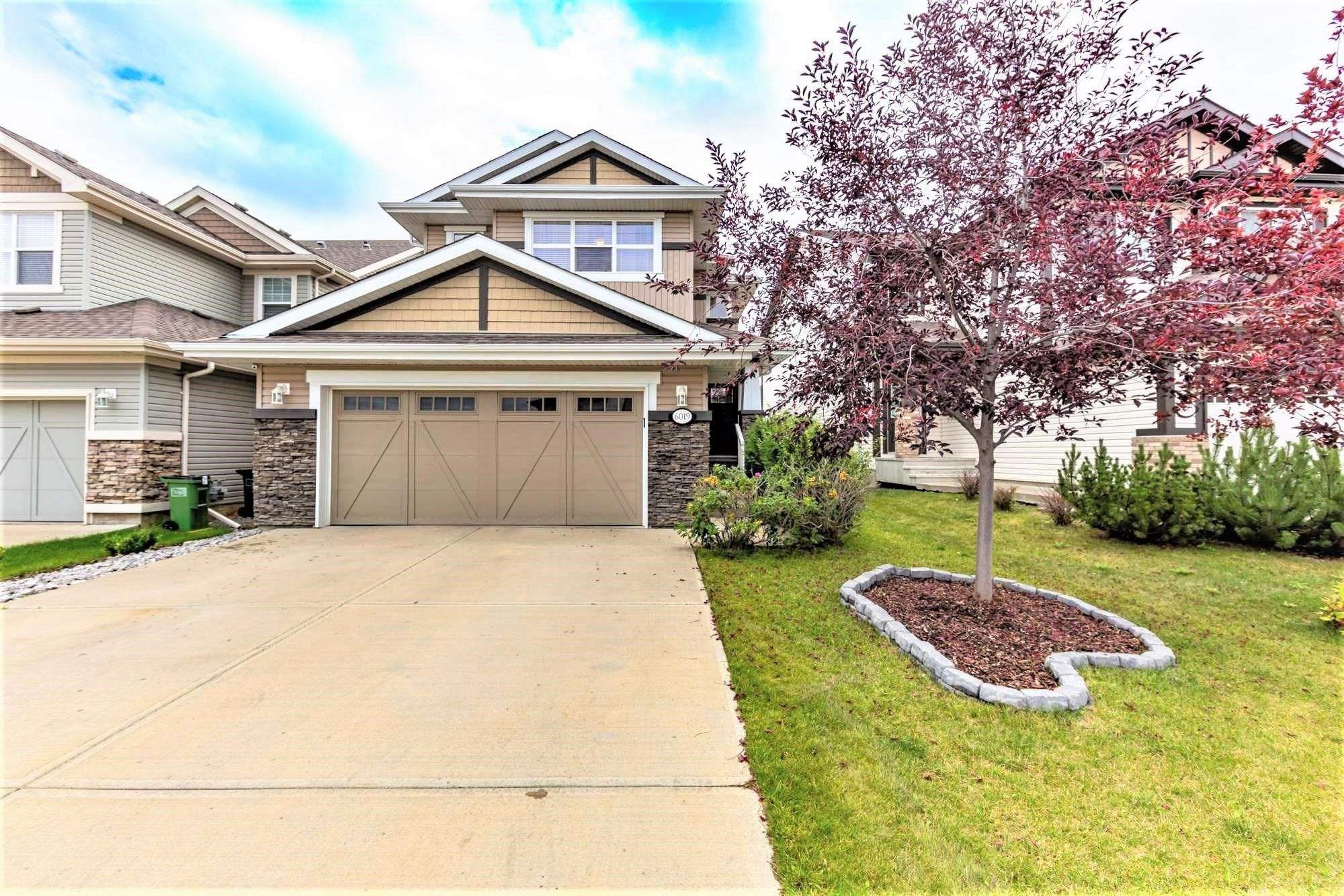 Main Photo: 6019 208 Street in Edmonton: Zone 58 House for sale : MLS®# E4262704