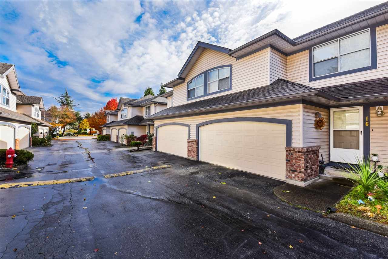 Main Photo: 16 8257 121A Street in Surrey: Queen Mary Park Surrey Townhouse for sale : MLS®# R2517651