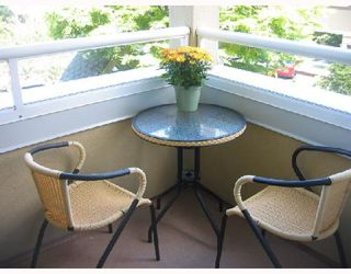"""Photo 8: 213 1890 W 6TH Avenue in Vancouver: Kitsilano Condo for sale in """"HERITAGE AT CYPRESS"""" (Vancouver West)  : MLS®# V660444"""