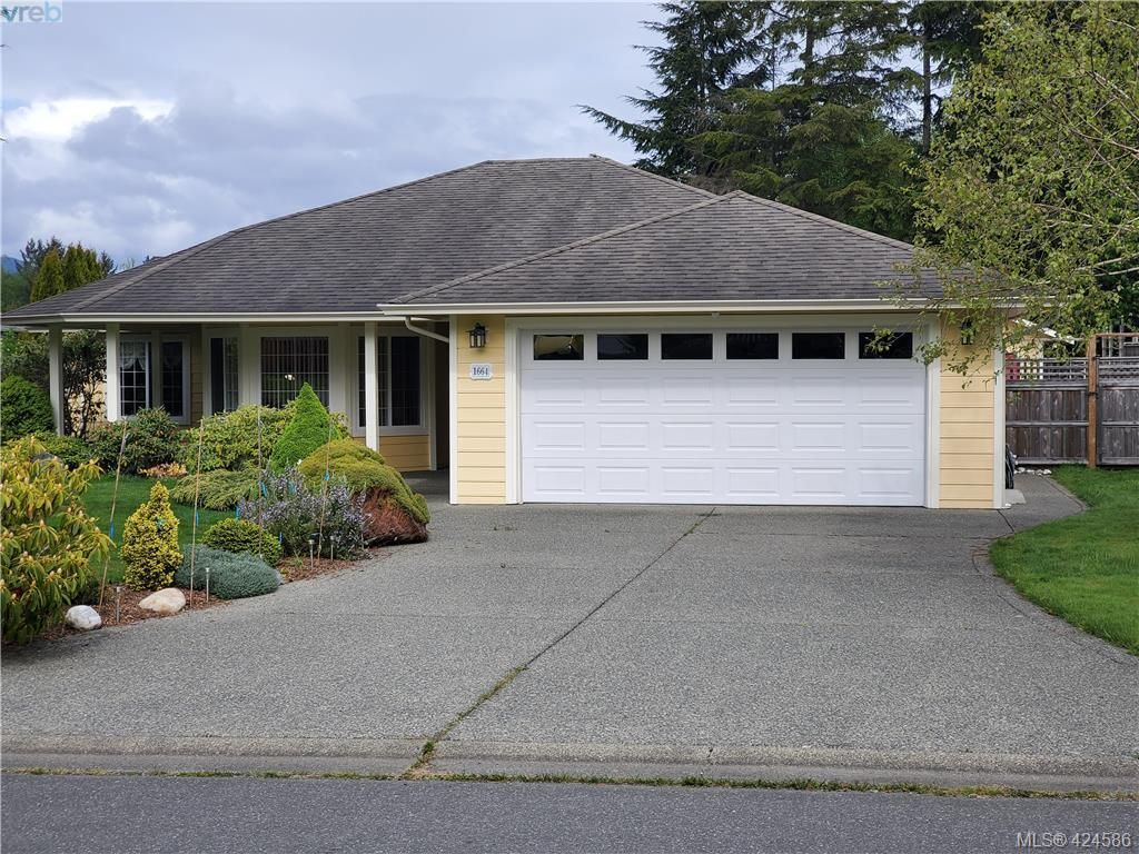 Main Photo: 1664 Narissa Rd in SOOKE: Sk Whiffin Spit House for sale (Sooke)  : MLS®# 838556