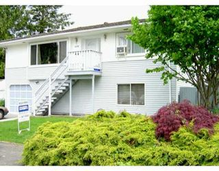 "Main Photo: 11150 CHARLTON ST in Maple Ridge: Southwest Maple Ridge House for sale in ""HAMMOND"" : MLS®# V536115"