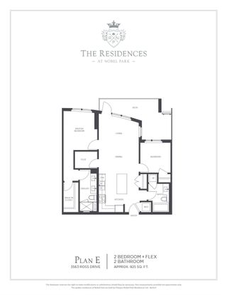 """Photo 5: 224 3563 ROSS Drive in Vancouver: University VW Condo for sale in """"THE RESIDENCES AT NOBEL PARK"""" (Vancouver West)  : MLS®# R2523315"""
