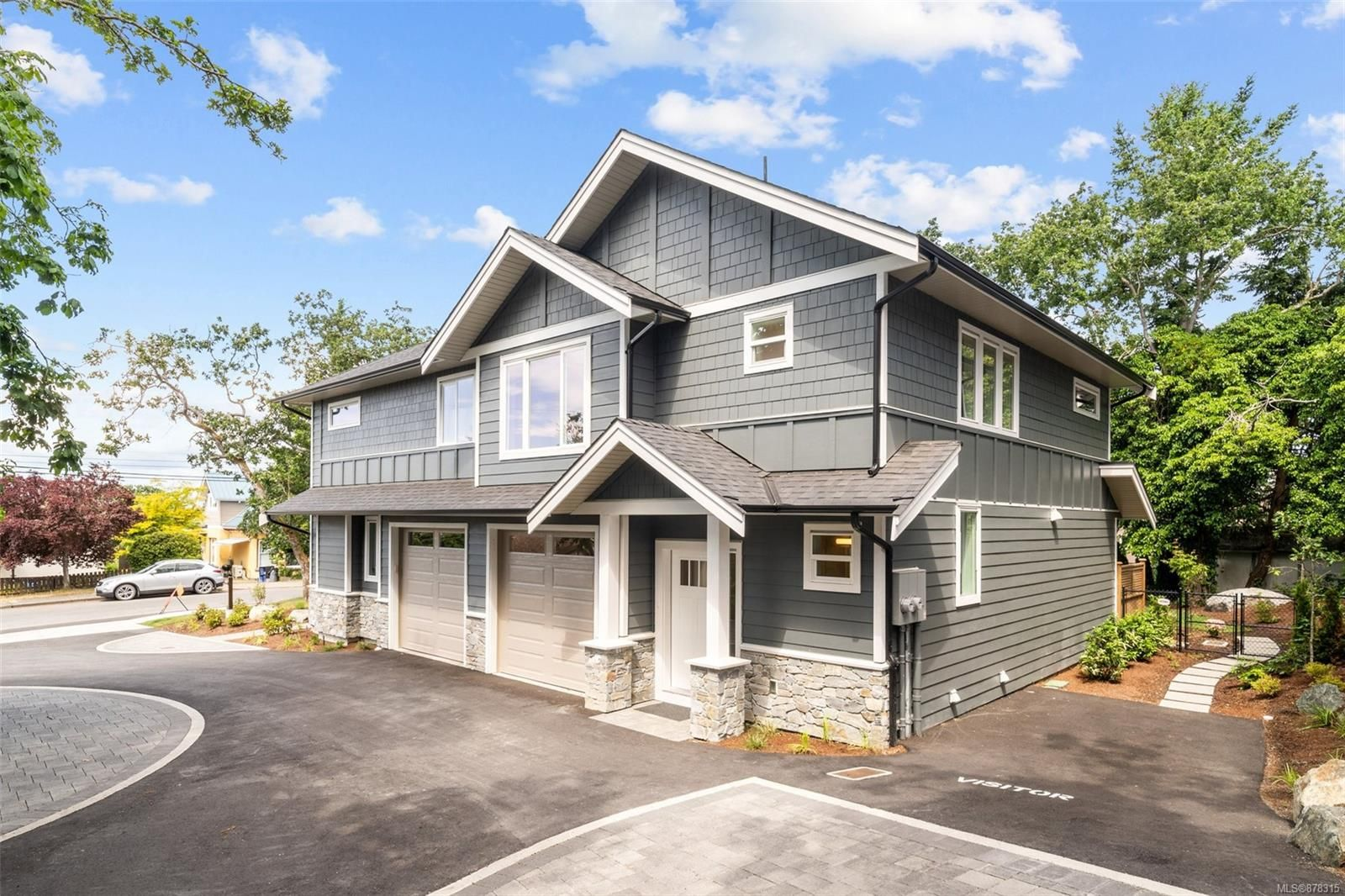 Main Photo: 2 3031 Jackson St in : Vi Hillside Row/Townhouse for sale (Victoria)  : MLS®# 878315