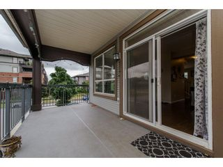 """Photo 19: 14 18777 68A Avenue in Surrey: Clayton Townhouse for sale in """"COMPASS"""" (Cloverdale)  : MLS®# R2096007"""