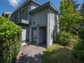 Photo 1: 1 7557 HUMPHRIES Court in Burnaby: Edmonds BE Townhouse for sale (Burnaby East)  : MLS®# R2072311