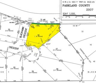 Photo 3: 56 25527 TWP RD 511A Road: Rural Parkland County Rural Land/Vacant Lot for sale : MLS®# E4235771