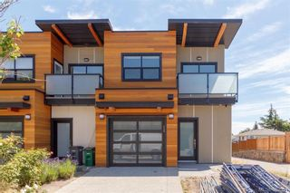 Photo 1: 22 4009 Cedar Hill Rd in VICTORIA: SE Gordon Head Row/Townhouse for sale (Saanich East)  : MLS®# 768260