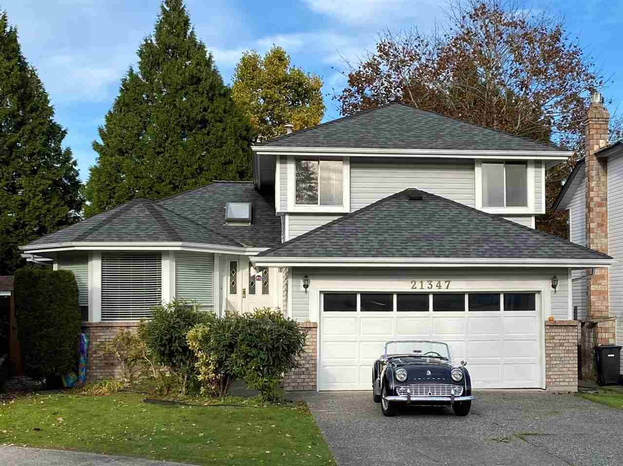 Main Photo: 21347 87 PLACE in Langley: Walnut Grove House for sale : MLS®# R2514473