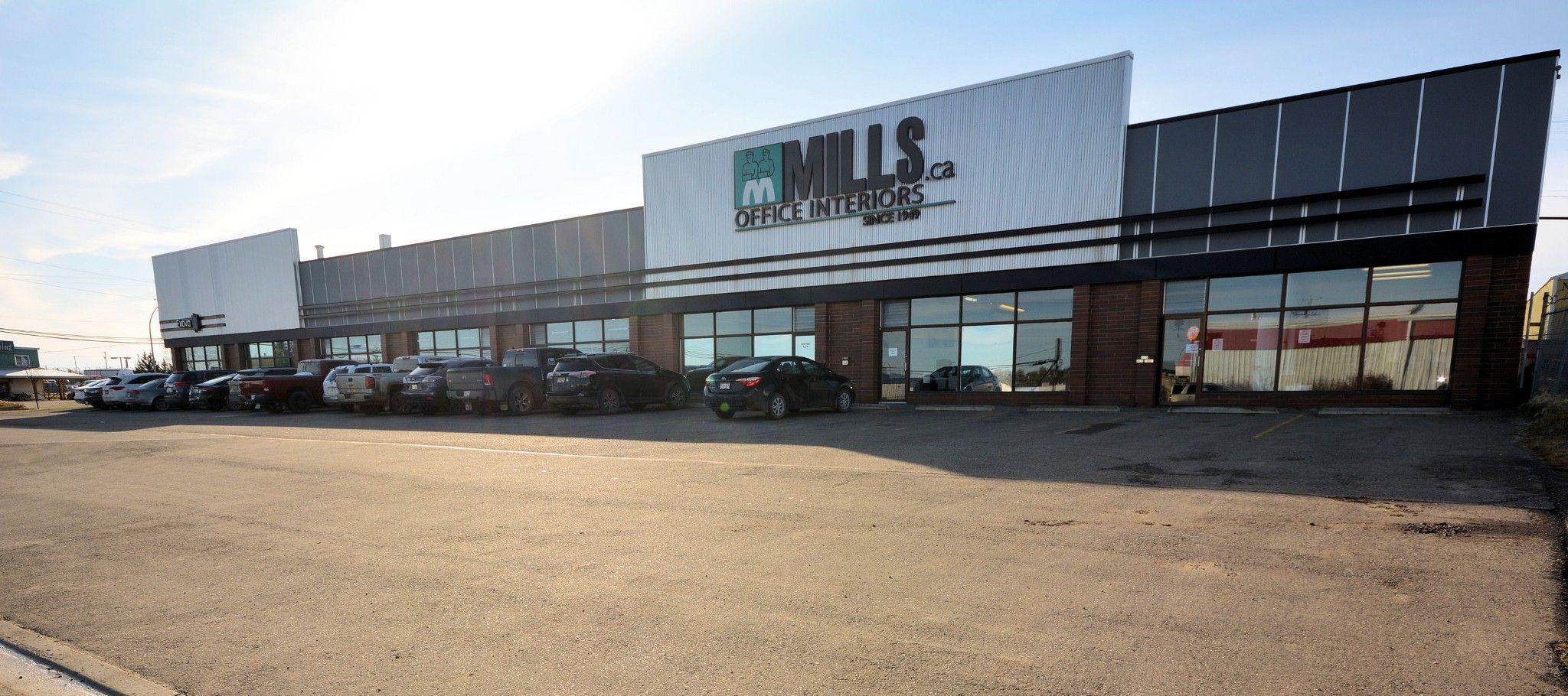 Photo 1: Photos: 8822 100 Street in Fort St. John: Fort St. John - City SW Industrial for sale (Fort St. John (Zone 60))