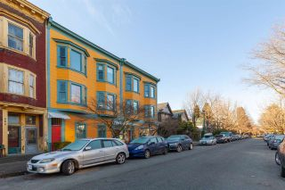 "Photo 1: 2 874 E GEORGIA Street in Vancouver: Strathcona Condo for sale in ""Sakura Apartments"" (Vancouver East)  : MLS®# R2541334"