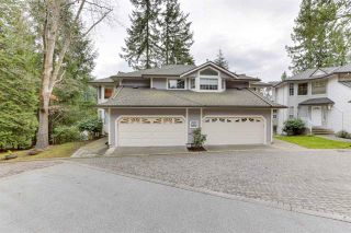 "Photo 2: 38 101 PARKSIDE Drive in Port Moody: Heritage Mountain Townhouse for sale in ""TREETOPS"" : MLS®# R2531094"