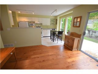 """Photo 8: 33 103 PARKSIDE Drive in Port Moody: Heritage Mountain Townhouse for sale in """"TREETOPS"""" : MLS®# V1029401"""