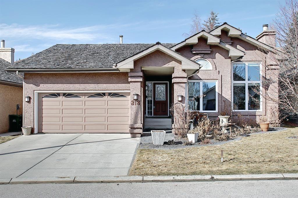 Main Photo: 318 Hawkside Mews NW in Calgary: Hawkwood Detached for sale : MLS®# A1082568