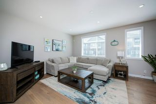 Photo 7: 110 Wentworth Row SW in Calgary: West Springs Row/Townhouse for sale : MLS®# A1100774