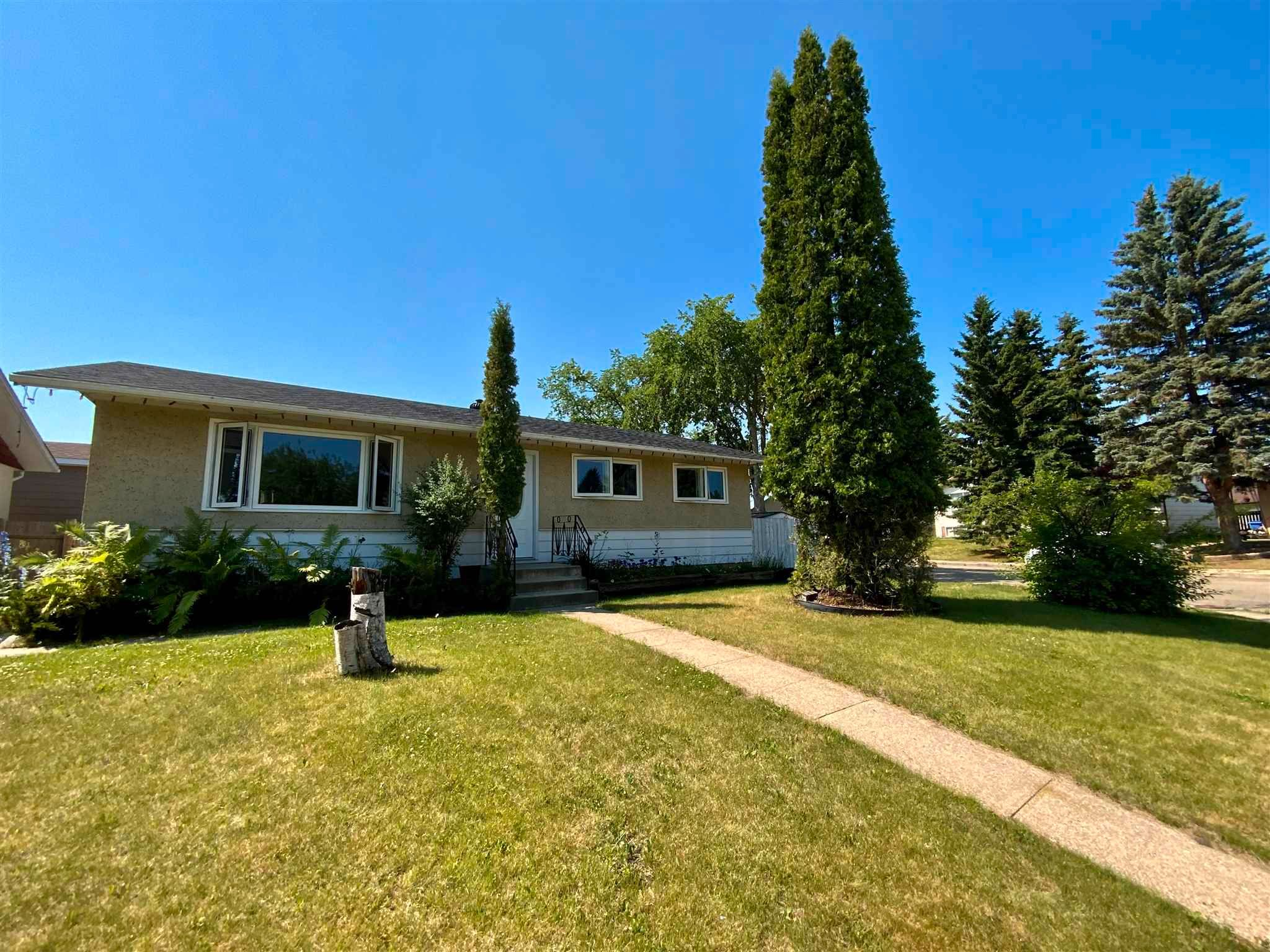 Main Photo: 101 Mayday Crescent: Wetaskiwin House for sale : MLS®# E4253724