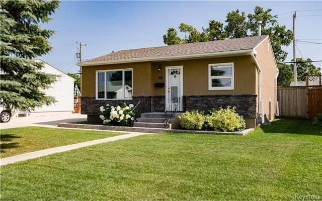Main Photo: 10 Agate Bay in Winnipeg: Windsor Park Residential for sale (2G)  : MLS®# 1719691