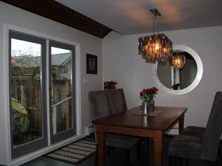 Photo 5: 1760 WATERLOO Street in Vancouver: Kitsilano 1/2 Duplex for sale (Vancouver West)  : MLS®# V1103743