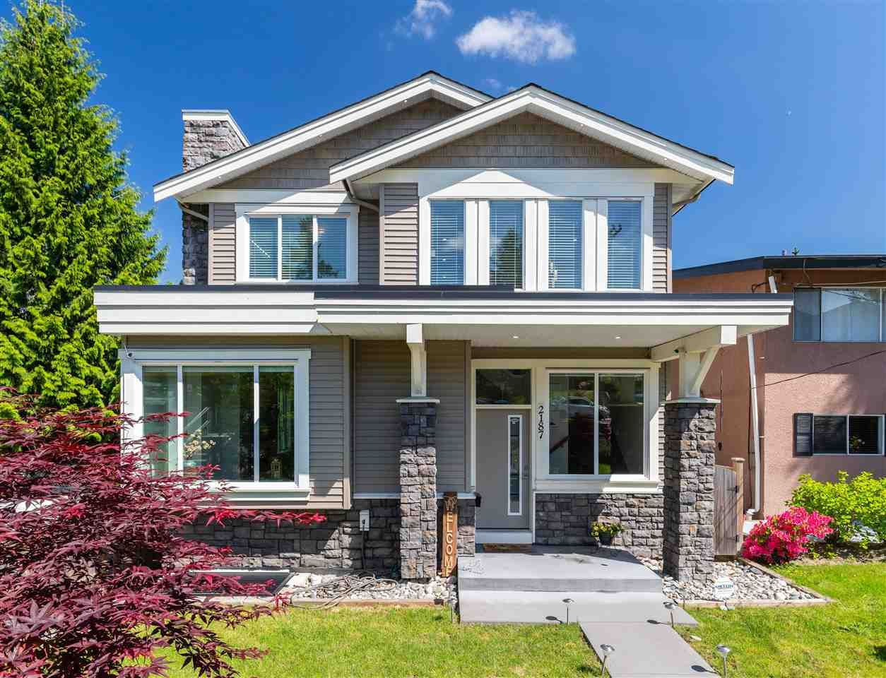 Main Photo: 2187 PITT RIVER Road in Port Coquitlam: Central Pt Coquitlam House for sale : MLS®# R2584937