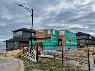 Photo 1: 585 MERLIN Landing in Edmonton: Zone 59 House for sale : MLS®# E4262518