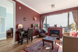"""Photo 1: 405 2630 ARBUTUS Street in Vancouver: Kitsilano Condo for sale in """"ARBUTUS OUTLOOK NORTH"""" (Vancouver West)  : MLS®# R2110706"""