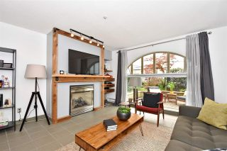 """Photo 2: 104 55 E 10TH Avenue in Vancouver: Mount Pleasant VE Condo for sale in """"ABBEY LANE"""" (Vancouver East)  : MLS®# R2265111"""