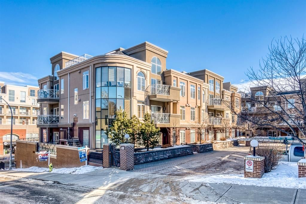 Main Photo: 308 1800 14A Street SW in Calgary: Bankview Apartment for sale : MLS®# A1072712
