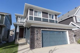 Photo 39: 6918 JOHNNIE CAINE Way in Edmonton: Zone 27 House for sale : MLS®# E4240856