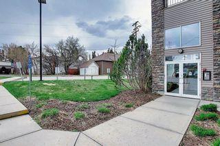 Photo 39: 408 128 CENTRE Avenue: Cochrane Apartment for sale : MLS®# C4295845