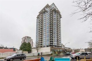 "Photo 1: 2401 608 BELMONT Street in New Westminster: Uptown NW Condo for sale in ""VICEROY ""BY BOSA"""" : MLS®# R2159779"