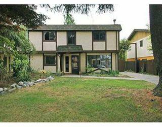 Photo 1: 21196 122ND AV in Maple Ridge: Northwest Maple Ridge 1/2 Duplex for sale : MLS®# V604220