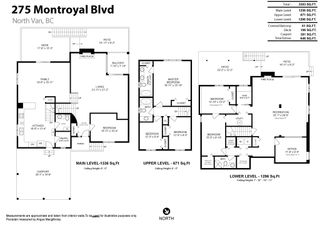 Photo 31: 275 MONTROYAL Boulevard in North Vancouver: Upper Delbrook House for sale : MLS®# R2603979