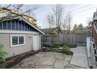 """Photo 20: 4472 QUEBEC Street in Vancouver: Main House for sale in """"MAIN STREET"""" (Vancouver East)  : MLS®# V1037297"""