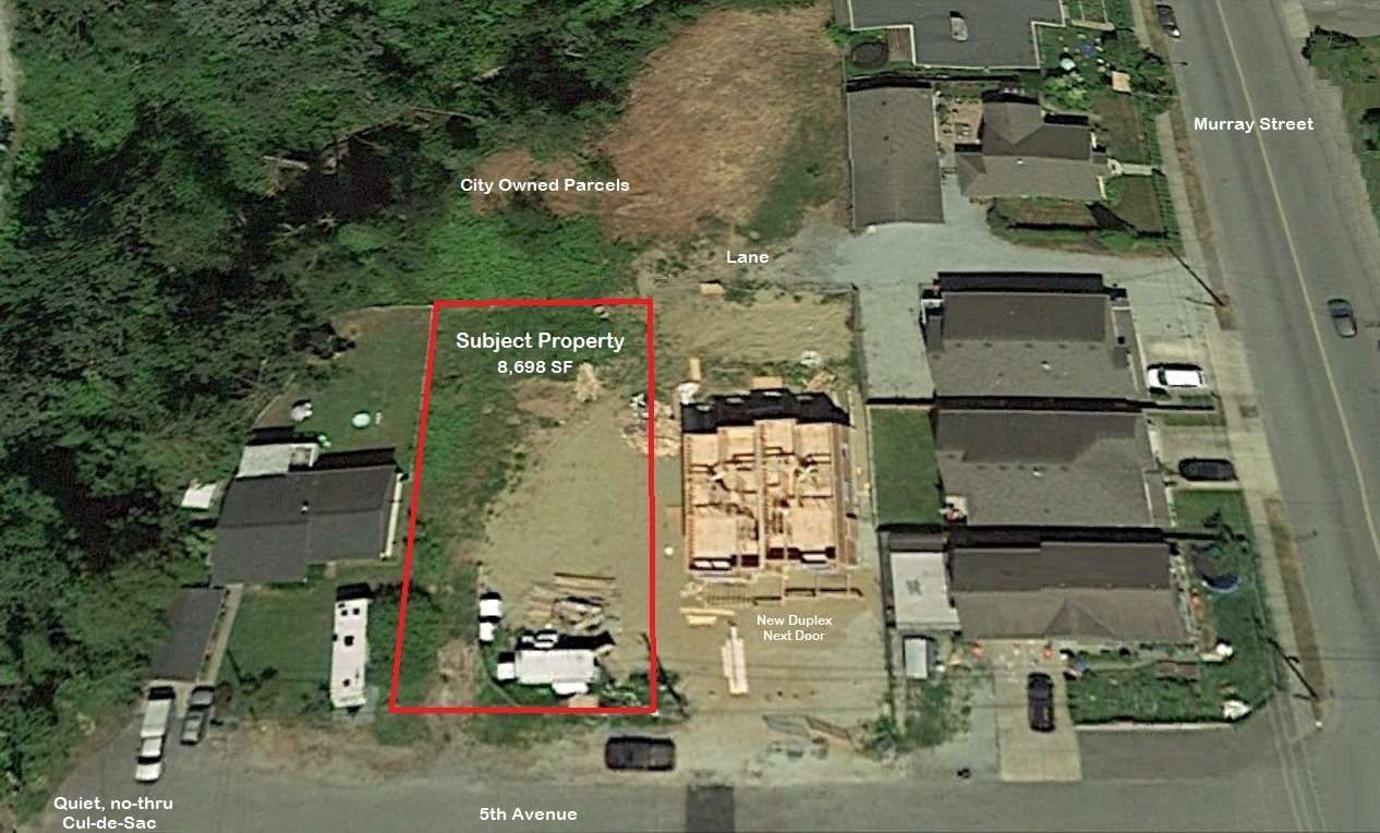 Main Photo: 33363 5TH Avenue in Mission: Mission BC Land for sale : MLS®# R2404029