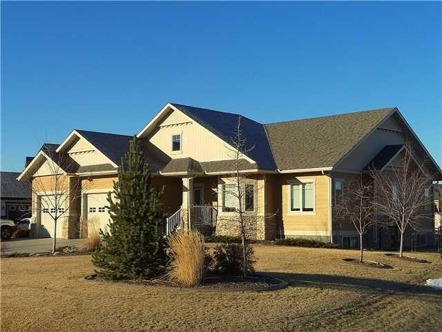 Main Photo: 3 CIMARRON ESTATES Way: Okotoks House for sale : MLS®# C3656474