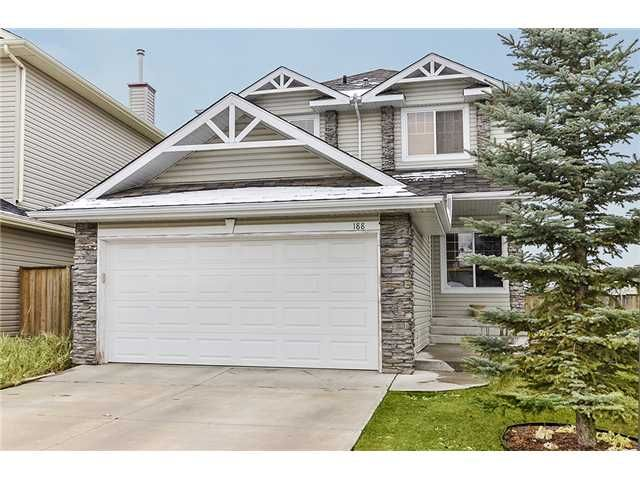 Main Photo: 188 CRANFIELD Park SE in CALGARY: Cranston Residential Detached Single Family for sale (Calgary)  : MLS®# C3576895