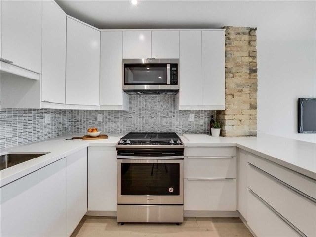 Photo 6: Photos: 601 C Pape Avenue in Toronto: South Riverdale House (2 1/2 Storey) for lease (Toronto E01)  : MLS®# E4139176