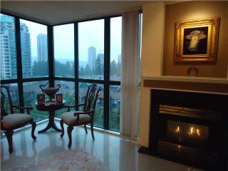 Photo 1: 907 1199 EASTWOOD Street in Coquitlam: North Coquitlam Condo for sale : MLS®# V899790
