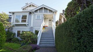 Main Photo: 2996 W 3RD Avenue in Vancouver: Kitsilano Townhouse for sale (Vancouver West)  : MLS®# R2573517