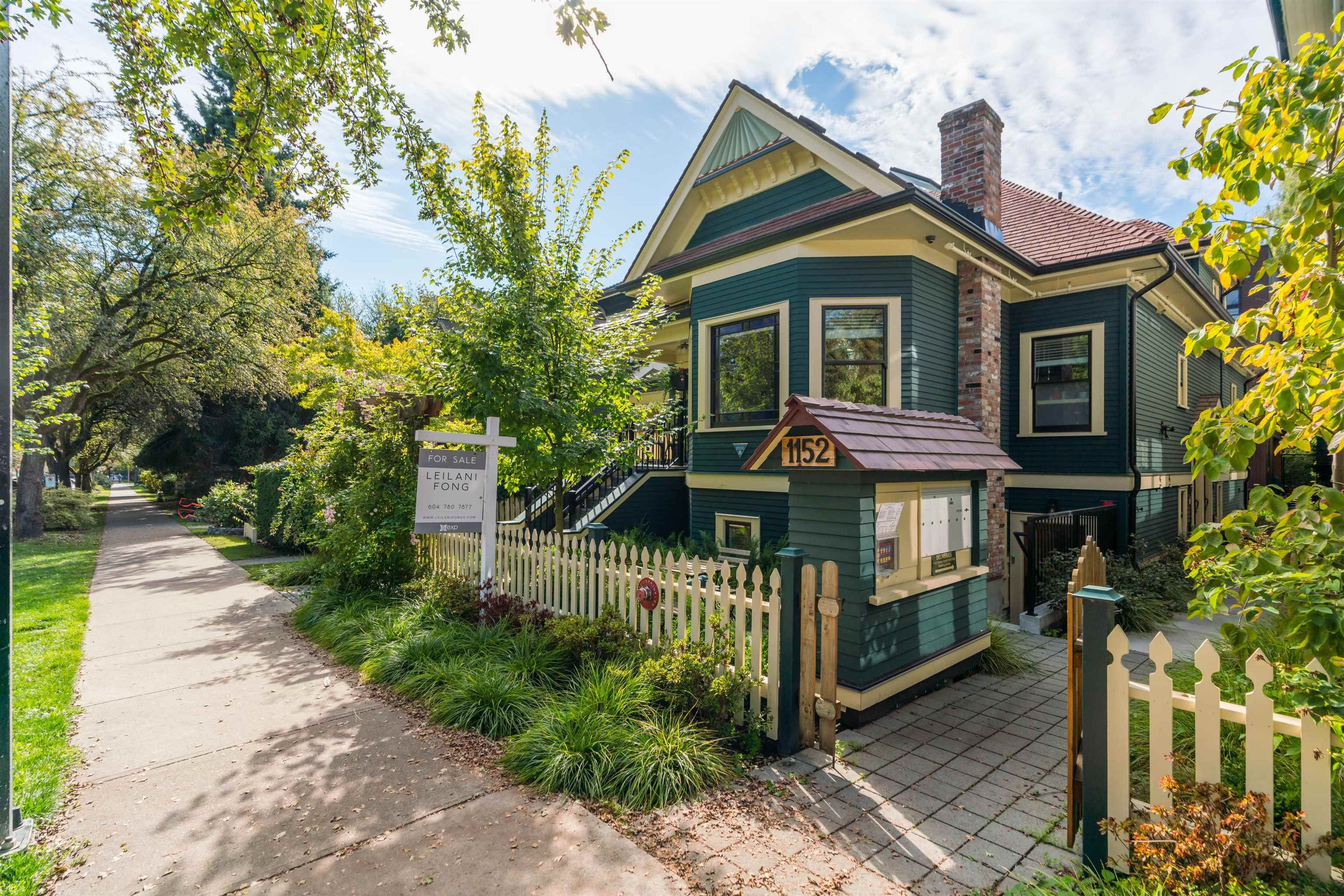 """Main Photo: 2 1150 COMOX Street in Vancouver: West End VW Condo for sale in """"Gables at Nelson Park"""" (Vancouver West)  : MLS®# R2621813"""