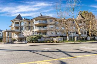 """Photo 2: 310 20120 56 Avenue in Langley: Langley City Condo for sale in """"Blackberry Lane"""" : MLS®# R2564037"""