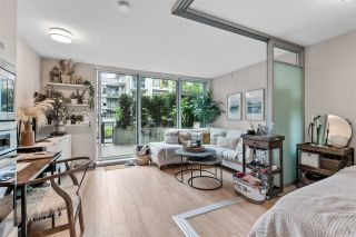 "Photo 2: 226 1783 MANITOBA Street in Vancouver: False Creek Condo for sale in ""The Residences at West"" (Vancouver West)  : MLS®# R2574977"