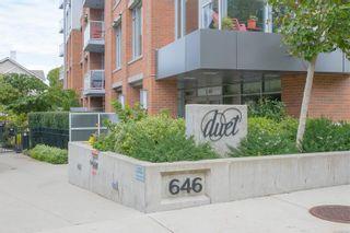 Photo 3: 607 646 Michigan St in : Vi James Bay Condo for sale (Victoria)  : MLS®# 887654