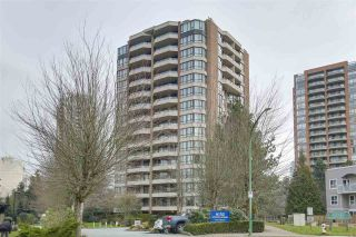 """Photo 1: 1404 6152 KATHLEEN Avenue in Burnaby: Metrotown Condo for sale in """"THE EMBASSY"""" (Burnaby South)  : MLS®# R2246518"""