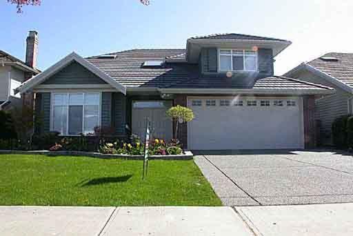 Main Photo: 9233 EVANCIO CRESCENT in Richmond: Lackner House for sale ()  : MLS®# V389351